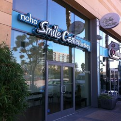 Noho Smile Center Main Entrance